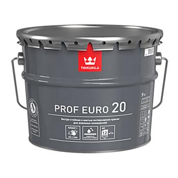PROF EURO 20