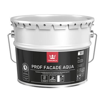 Prof Facade Aqua
